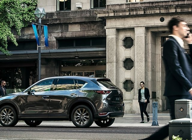 Why Comfort Comes Standard in the 2019 Mazda CX-5