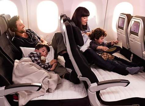 How to Make the Most Out of Your International Flight