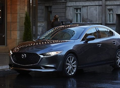 Looking For a More Elevated Ride? See the 2019 Mazda3 Sedan