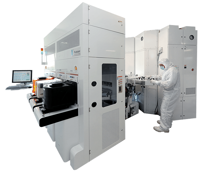 Ion Beam Services Pulsion