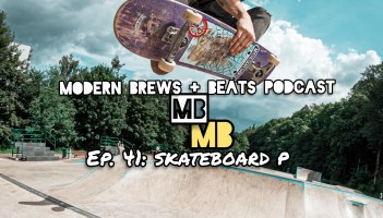 Cover for Modern Brews + Beats Episode 41
