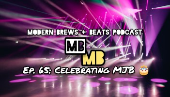 Cover image for MB+B podcast episode 65