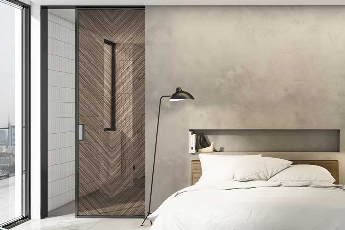 Printed Glass Wardrobe Doors Perth
