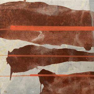 6.TVDE,XR series,Drift3,acrylic on canvas, 18x24cm-Nua-Collective