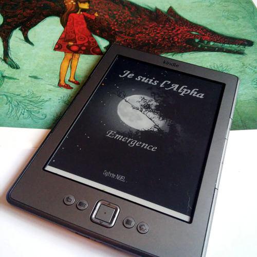 couverture du roman de Sylvie Noel : je suis l'Alpha