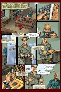 Komik Para-Protektor No. e2-007