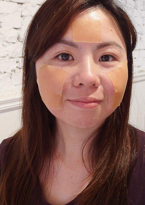 爛痘爛臉凹疤保養大作戰-終於可以上妝了