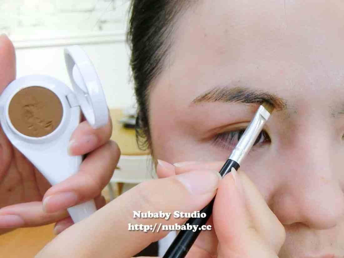 修眉與畫眉 – Peggy當MD 的基本彩妝教學