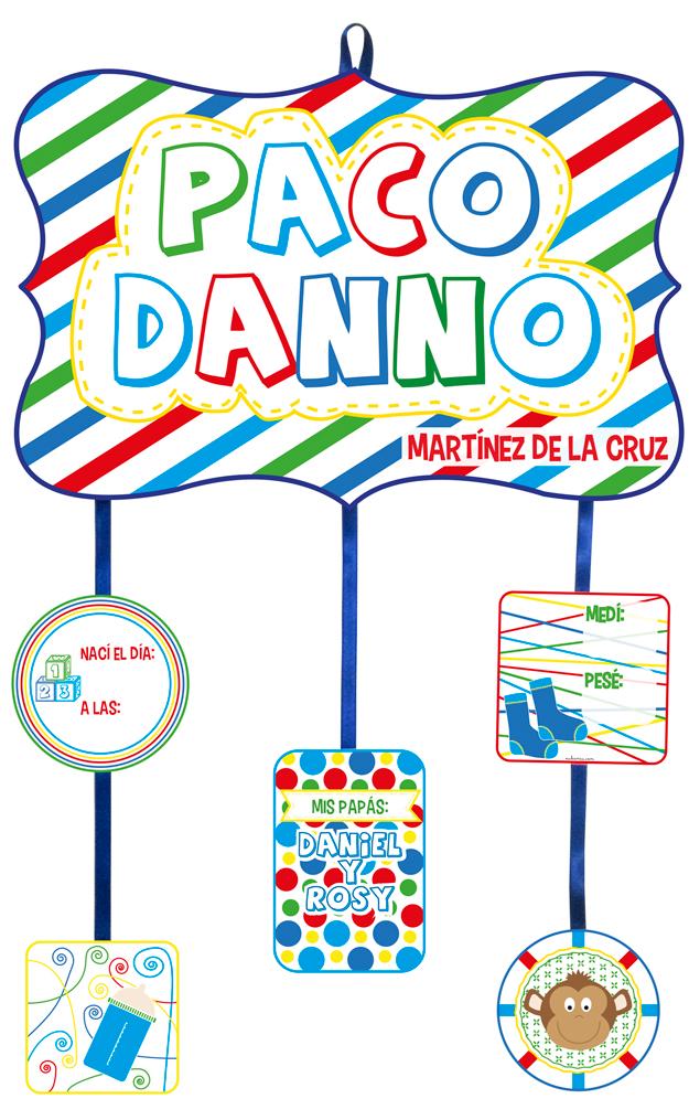 La bienvenida personalizada de Paco Danno