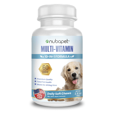 Multi-Vitamin – Nuba Pet