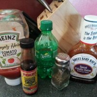 Sparkling BBQ Sauce