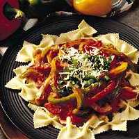 Three Pepper Pasta Sauce