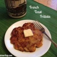 French Toast Frittata