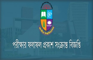 NU Honours 1st Year Result 2019
