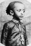 Haile-selassie-child
