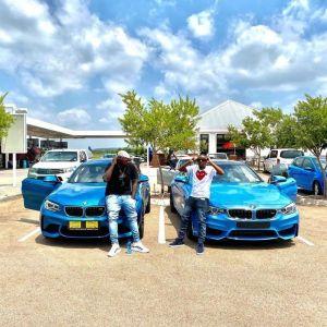 dj maphorisa wife, cars