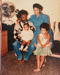 pearl thusi parents father mother