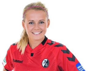 hottest female footballers 2020