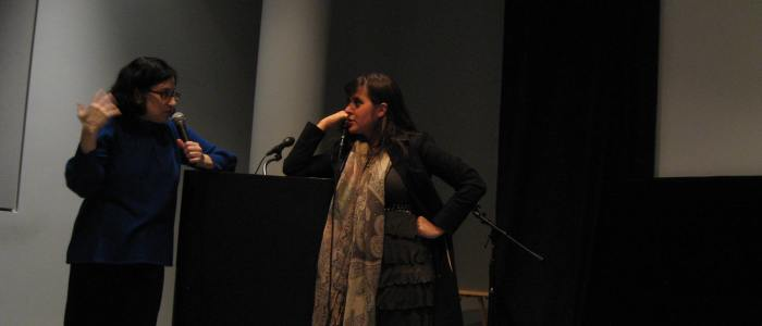 Filmmaker Maryam Keshavarz on Circumstance