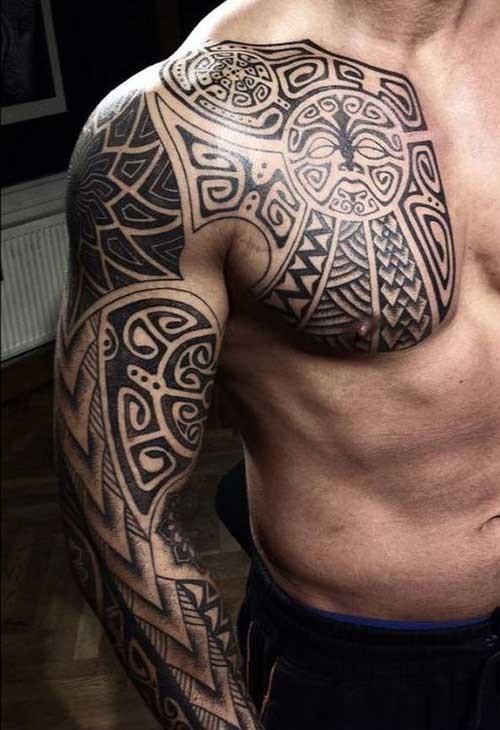 ideas-de-tatuajes-maori