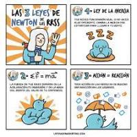 3 leyes de Newton