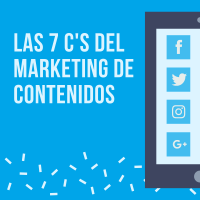 7 C's Marketing de Contenidos