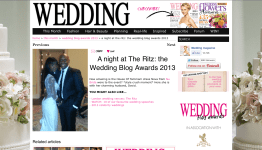 Wedding Magazine Blog | October 2013