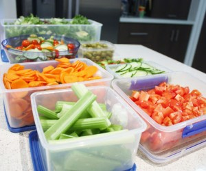 Pre-portioned Healthy Meals