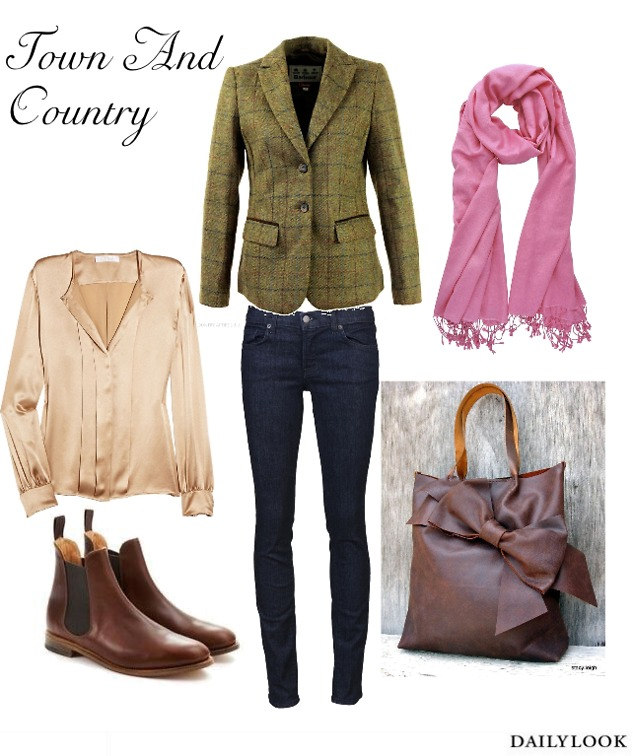 Equestrian Jacket town and country
