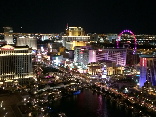fab fall getaways - southern california travel guide - las vegas sin city