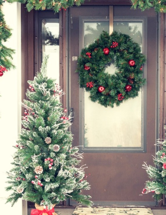 5 Outdoor Christmas Decoration Ideas For Your Home