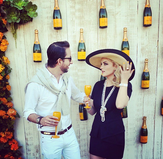 veuve polo classic what to wear style san diego polo19