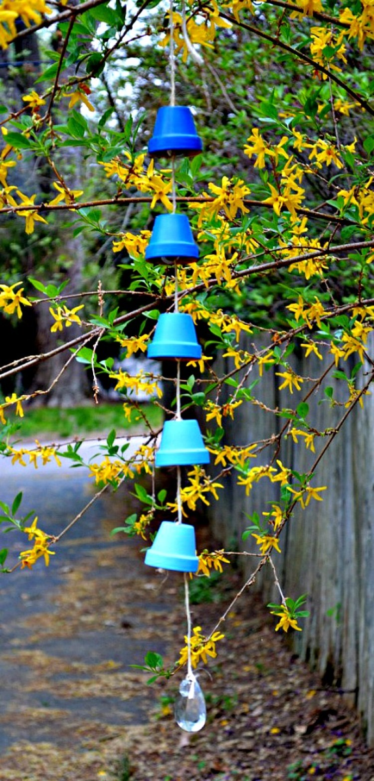 Ombre Wind Chimes