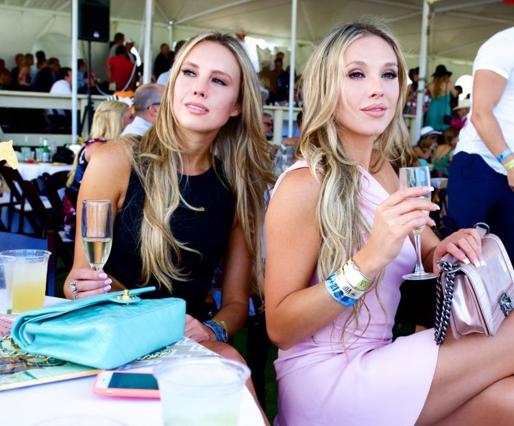 opening Day Polo - britt hackmann and gretchen hackmann adler (1)