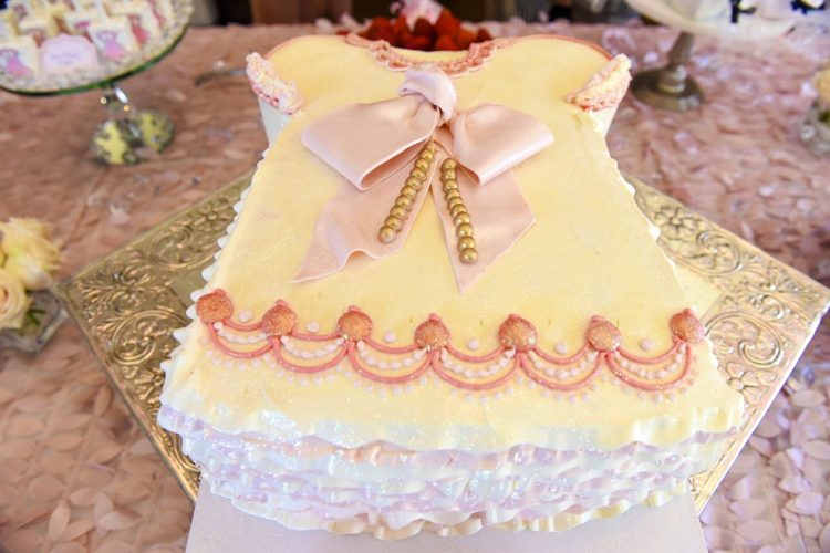 girl baby shower - how to plan 12