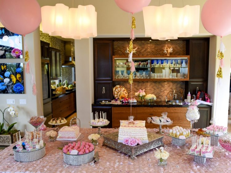 girl baby shower - how to plan 15