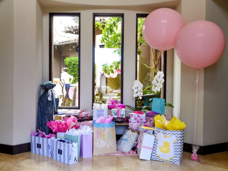 girl baby shower - how to plan 16