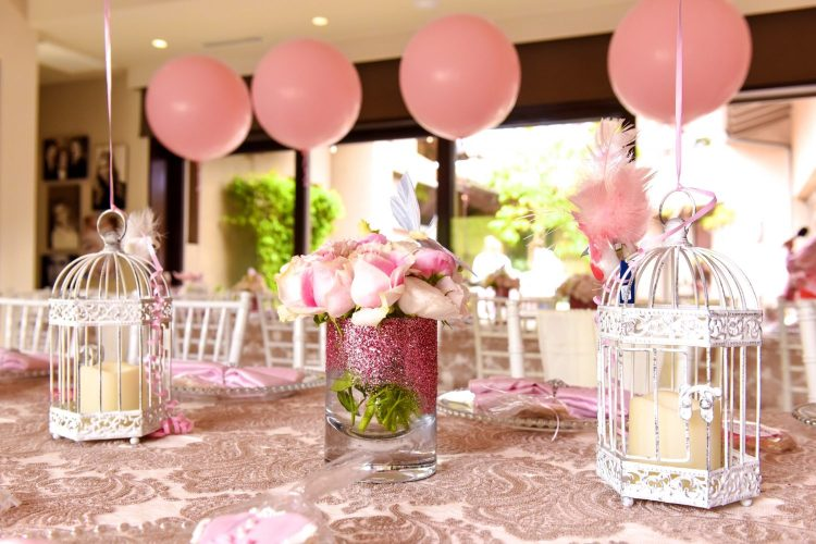 girl baby shower - how to plan 2