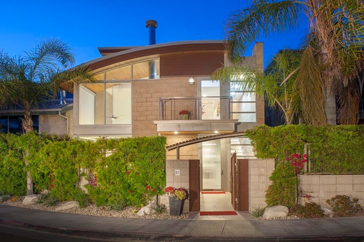 Lew Dominy Windansea home for sale