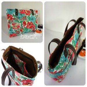 Floral Spring Handbag
