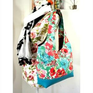Floral Spring Shoulder Bag