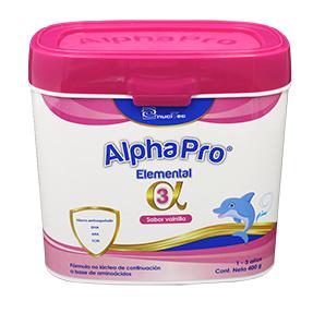 Alpha-pro Elemental 3