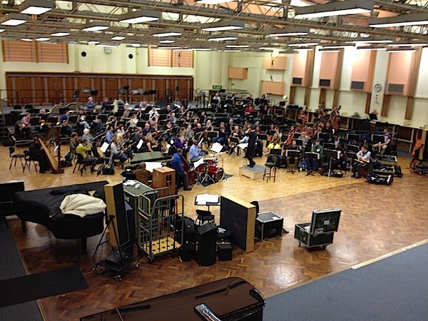 Nu Civilisation Orchestra and BBC Concert Orchestra
