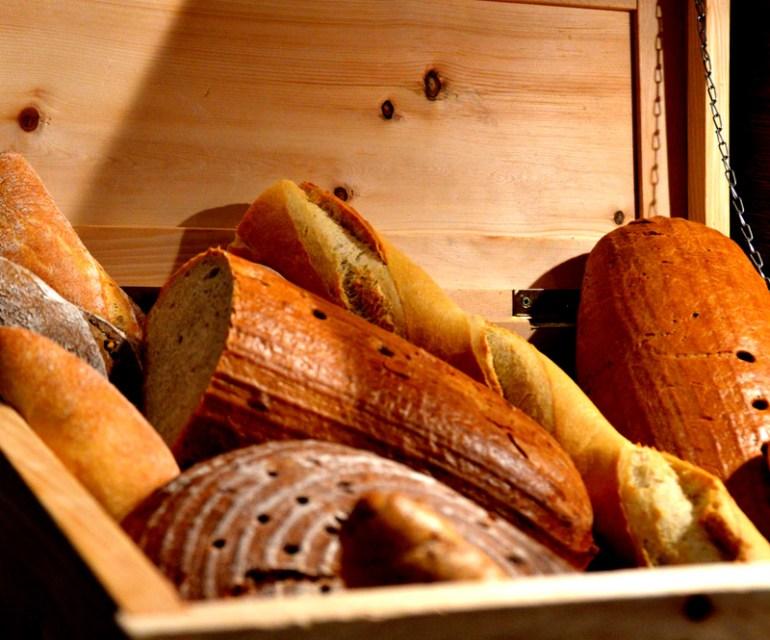 Für jeden Brotgeschmack ist was dabei. © Nina-Carissima Schönrock