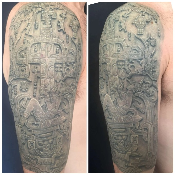 Mayan Astronaut
