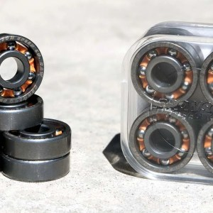Bronson Raw Bearings