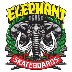 Elephant Skateboard Decks