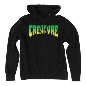 Creature Logo Hoodie Medium