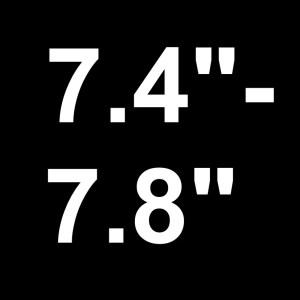 "For Decks 7.4"" - 7.8"" Wide"