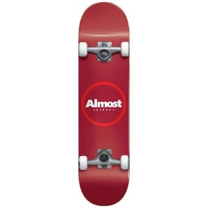 7.25″ Almost Red Ringer